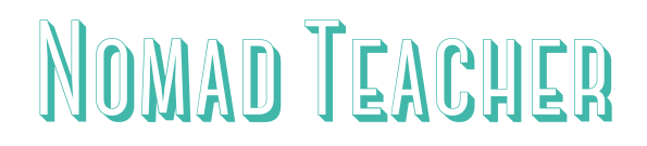 Nomad Teacher Logo